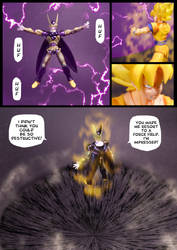Cell vs Goku Part 5 - p8 by SUnicron