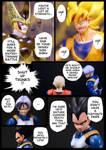 Cell vs Goku Part 5 - p9