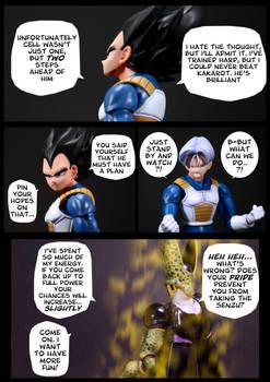 Cell vs Goku Part 5 - p10