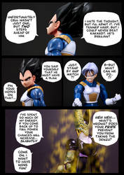 Cell vs Goku Part 5 - p10 by SUnicron