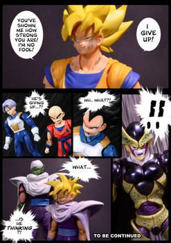 Cell vs Goku Part 5 - p12