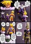 Cell vs Goku Part 6 - p5 by SUnicron