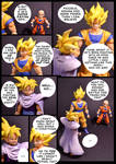 Cell vs Goku Part 6 - p6 by SUnicron