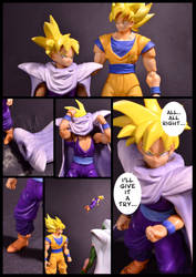 Cell vs Goku Part 6 - p8 by SUnicron