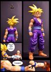 Cell vs Goku Part 6 - p9