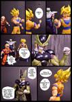 Cell vs Goku Part 6 - p10
