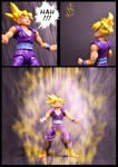Cell vs Goku Part 6 - p12