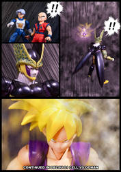 Cell vs Goku Part 6 - p13 by SUnicron