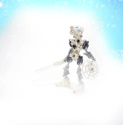 Kopaka - Toa of Ice by SUnicron