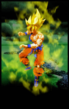 Goku - The Super Saiyan Warrior