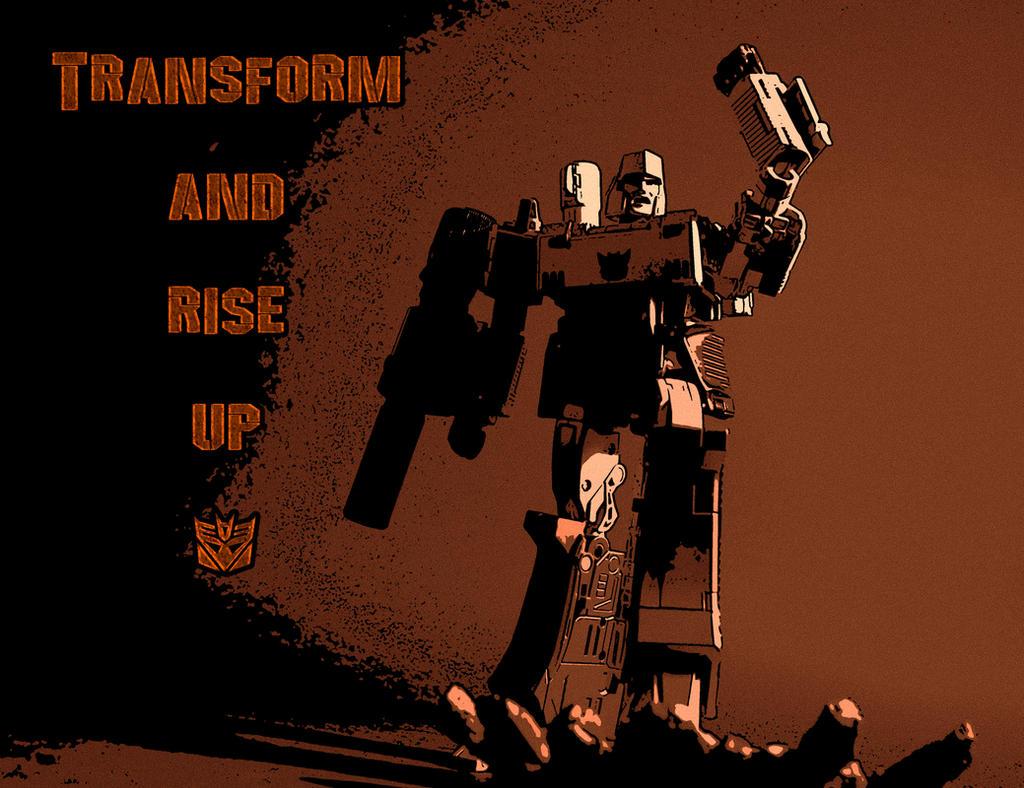 Rise Up by SUnicron