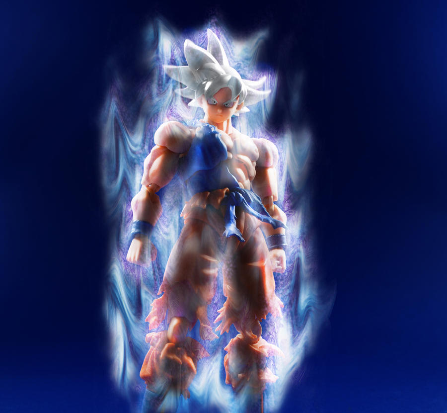 Mastered Ultra Instinct by SUnicron