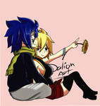 JELLAL FERNANDES AND DIMARIA YESTA