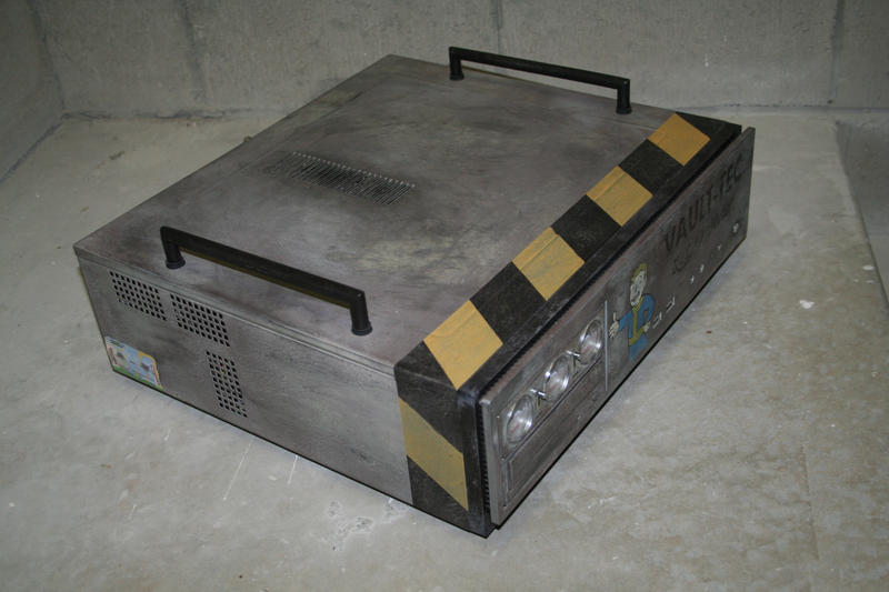 Fallout - PC Case-Mod - 3 by Vocal-Image