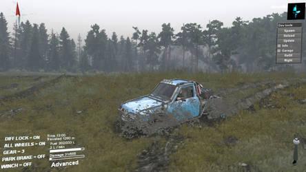 Fun In The Mud 2 by rikrun45