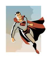 Superman by edwardbatkins