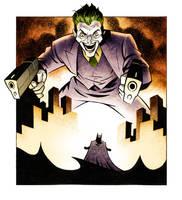 Joker (color) by edwardbatkins