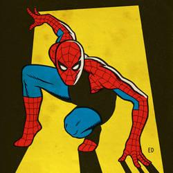 Spider-Man by edwardbatkins
