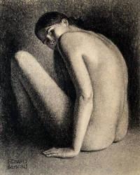 Figure Drawing by edwardbatkins