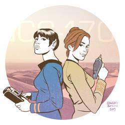 Star Trek Remix by edwardbatkins