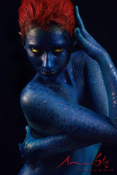 mystique, anubis vrussh by anubisvrussh