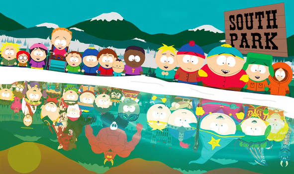 South Park The Stick of Truth Wallpaper Edit