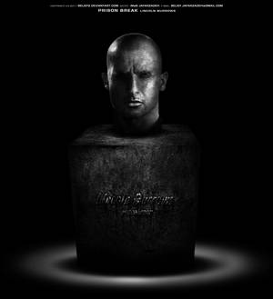 Lincoln Burrows Sculpture