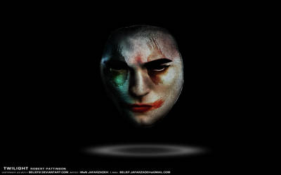 Robert Pattinson Mask