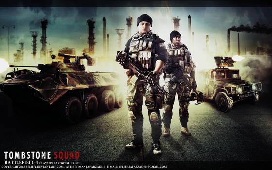 PAC and Irish , Battlefield 4