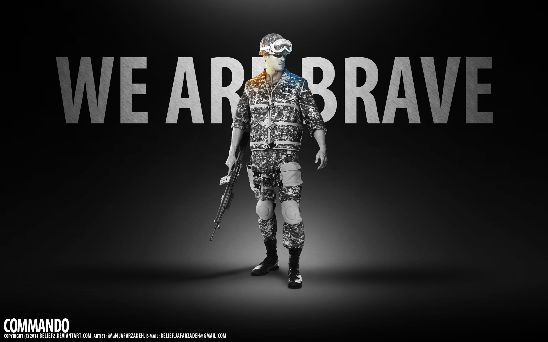 Commando by belief2