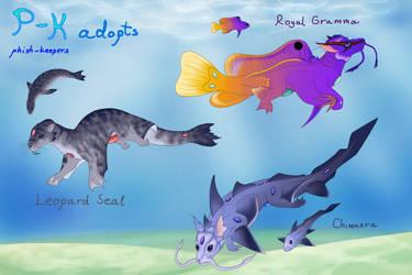 Phish-Keeper Adopts [2/3 OPEN]