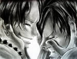 The Last Words (Ace and Luffy)