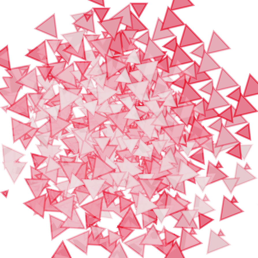 pink triangles by deaconstone on deviantart