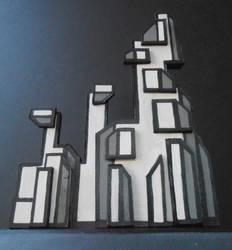 Relationship Of Blocks