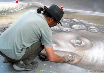 Street art by MinnieVintage