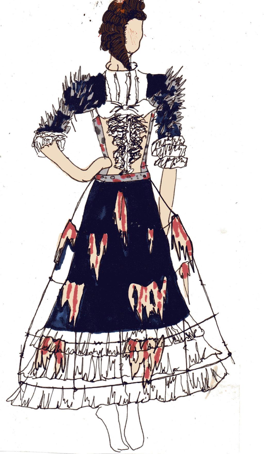 Fashion School Brisbane and Gold Coast - Fashion design 78