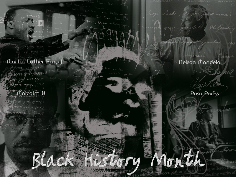 black history wallpaper  Black History Month Wallpaper by Zxhxexrxo on DeviantArt