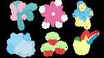 Flutterby Effect AU - Cutie Mark reference by flipwix