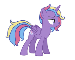 Merchverse NG: Princess Sterling by flipwix