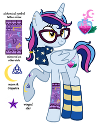 Nightspell (Twixie breedable for icey)