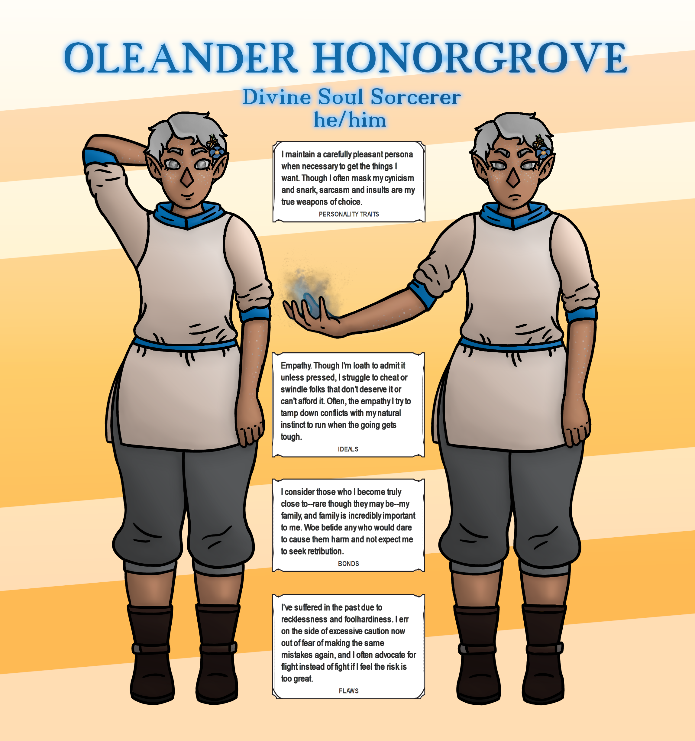 Oleander Honorgrove Divine Soul Sorcerer By Flipwix On Deviantart Submitted 11 months ago by mb99z. oleander honorgrove divine soul