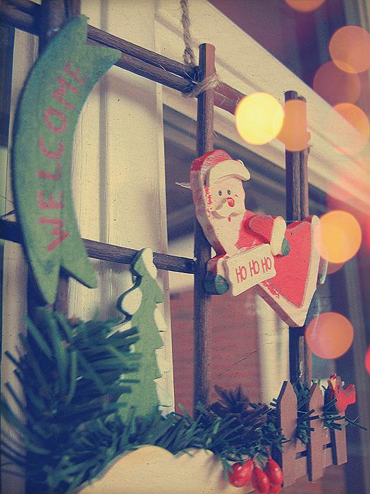 merry christmas. by shanonaut