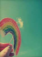 my own rainbow by shanonaut