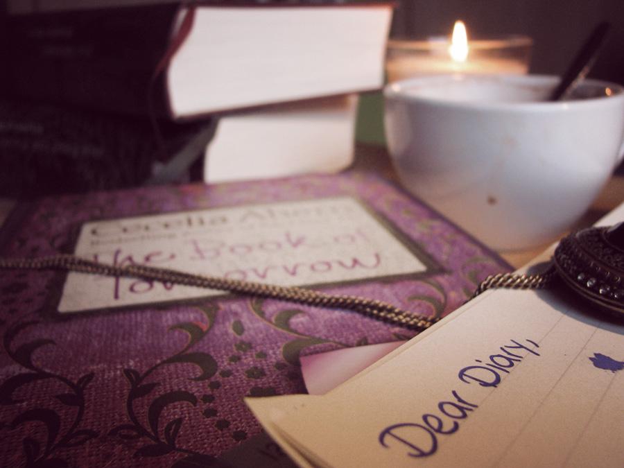 Dear Diary by shanonaut