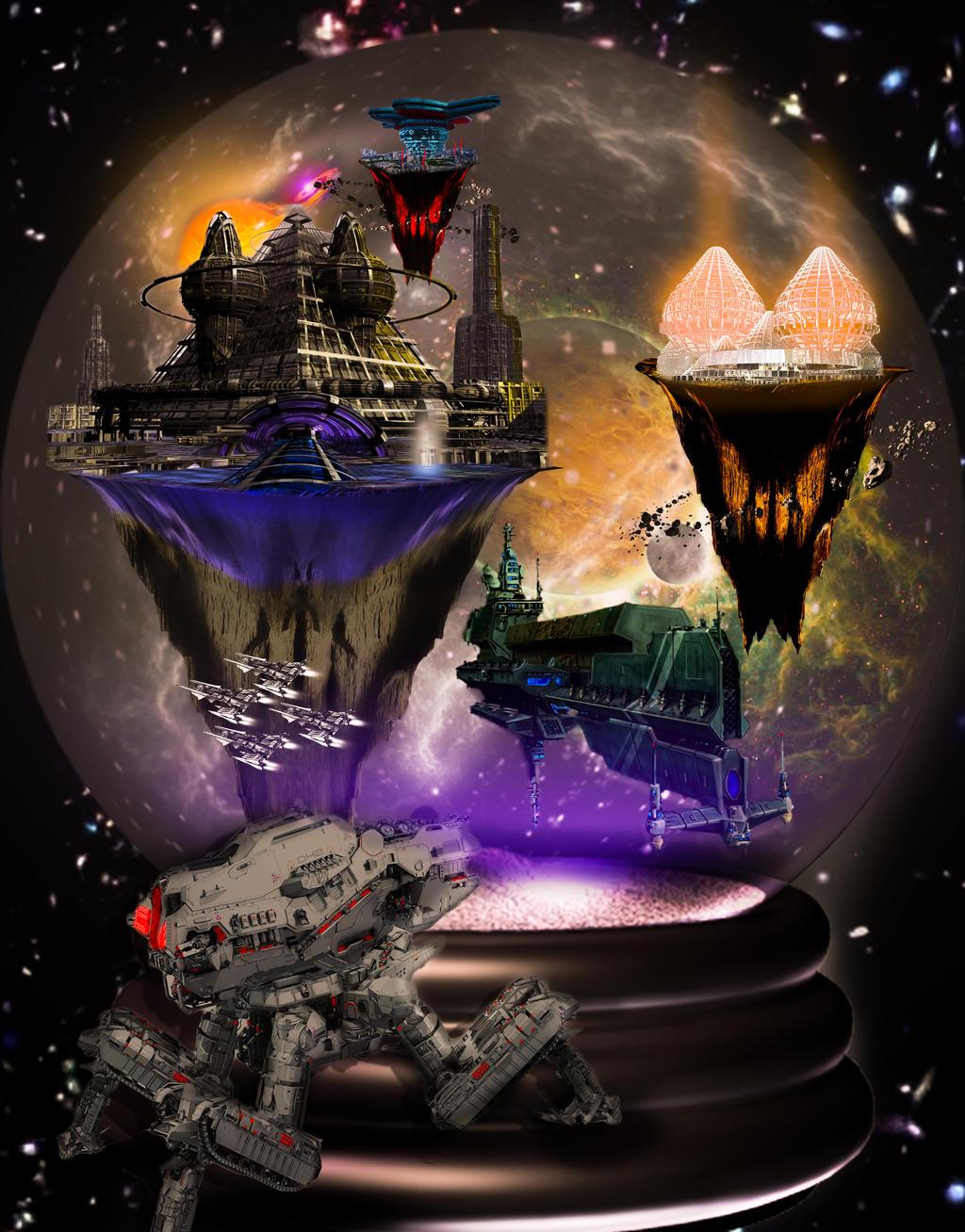 Spacecityglobe