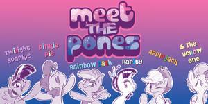Meet The Pones - Cover (00) [ITA]