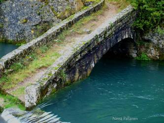 Pont de la Fontaine des Chartreux by Nessa-Pallanen
