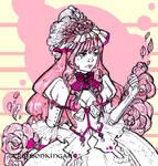 Lady3 by CrimsonKingArt