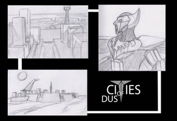 Daily Sketch - C01 by Shadowphaux