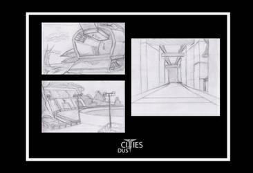 Daily Sketch - C03 by Shadowphaux